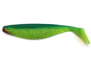 Vláčecí ryba 22 cm žlutozelená